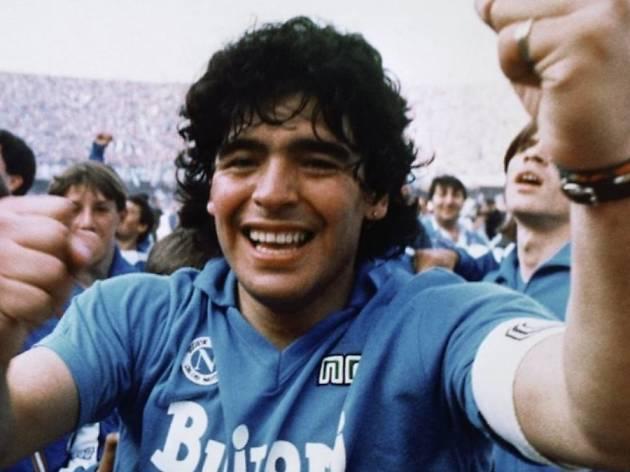 'Diego Maradona', d'Asif Kapadia