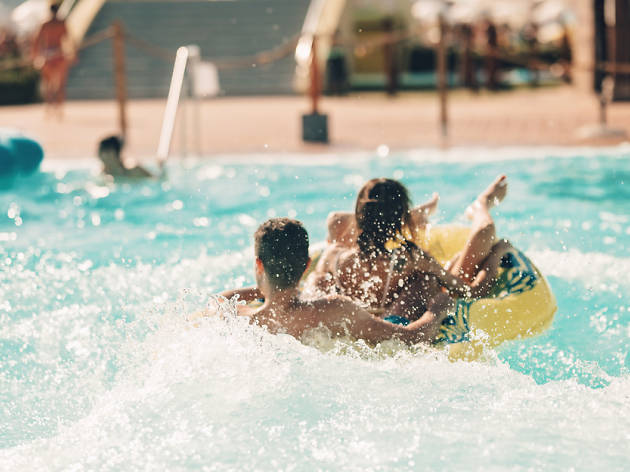 The best waterparks in the UK