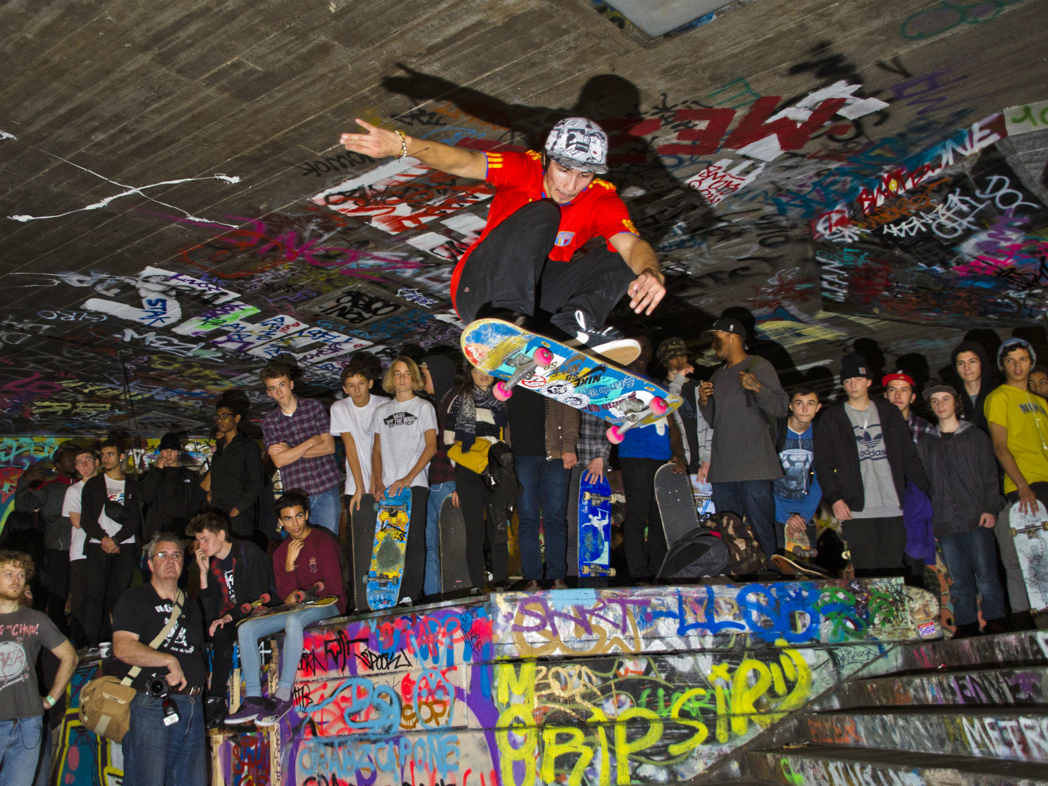 The Southbank skate space is about to get much bigger