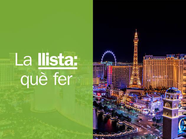 Que fer Las Vegas