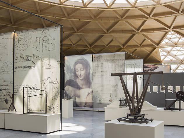 Da Vinci, els invents d'un geni