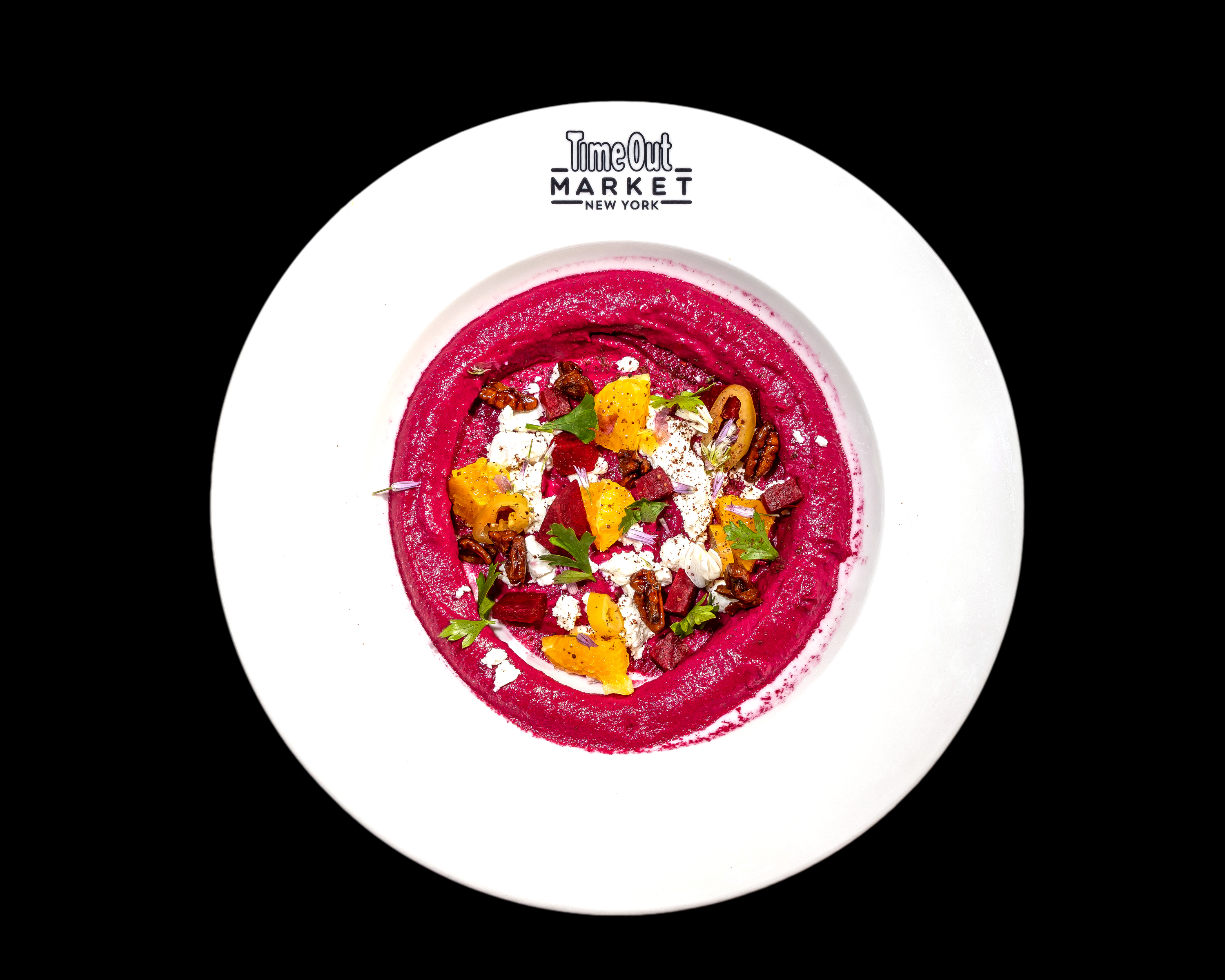 Food Envy at Time Out Market: Beet hummus at Little Ada