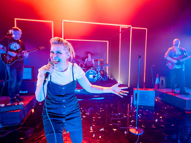 What Girls Are Made Of / Raw Material & Traverse Theatre Company Melbourne Festival 2019 supplied