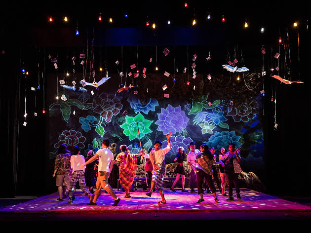 Gateway Theatre: As You Like It