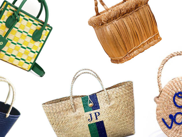 Handbags made with natural materials by five Thai brands you should know