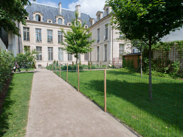 jardin des Rosiers Joseph Migneret