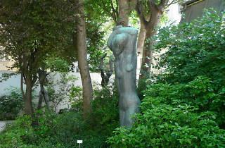 Jardin du Musée Zadkine
