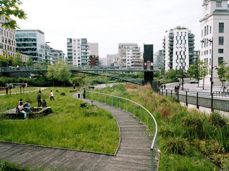 Jardin Abbé-Pierre – Grands-Moulins