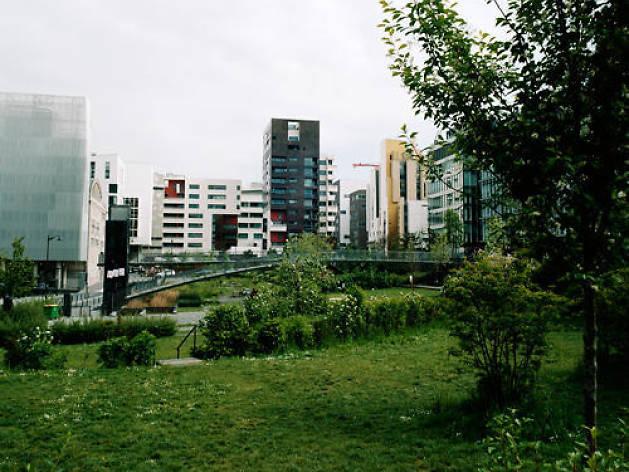 Jardin Abbé Pierre