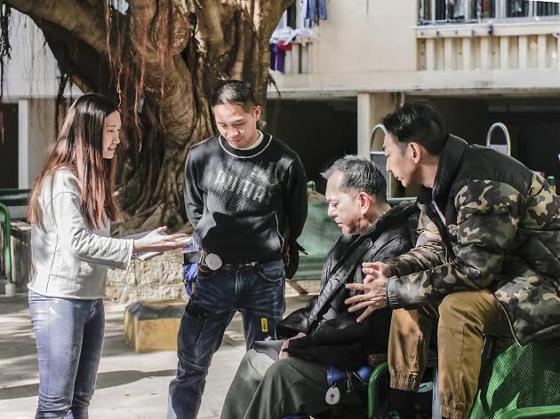香港影壇導演新時代