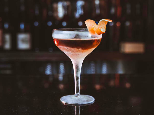 An American whiskey masterclass for two at Map Maison