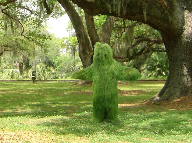 'Grass Men'