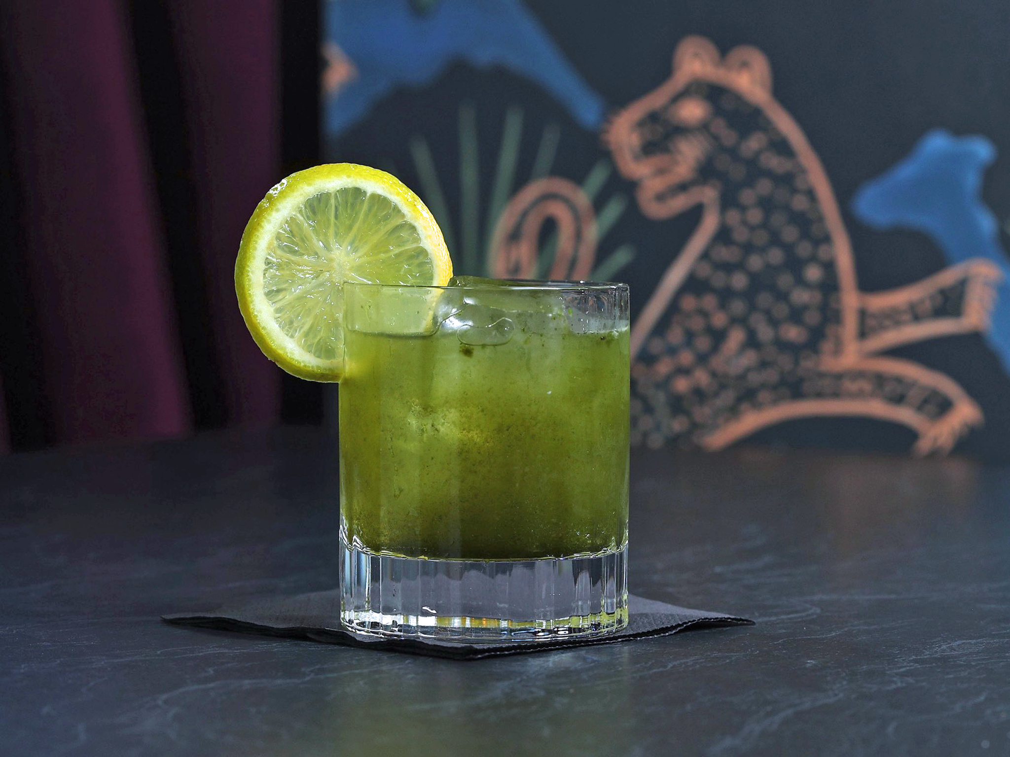 Tequila Verde at Clooney Bar and Kitchen