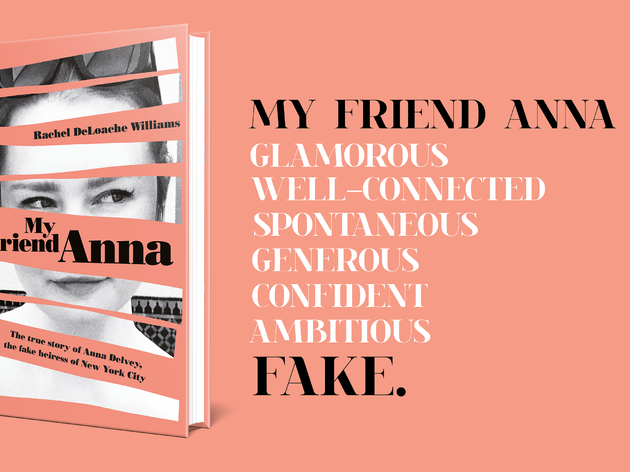 My Friend Anna: The fake heiress of New York City