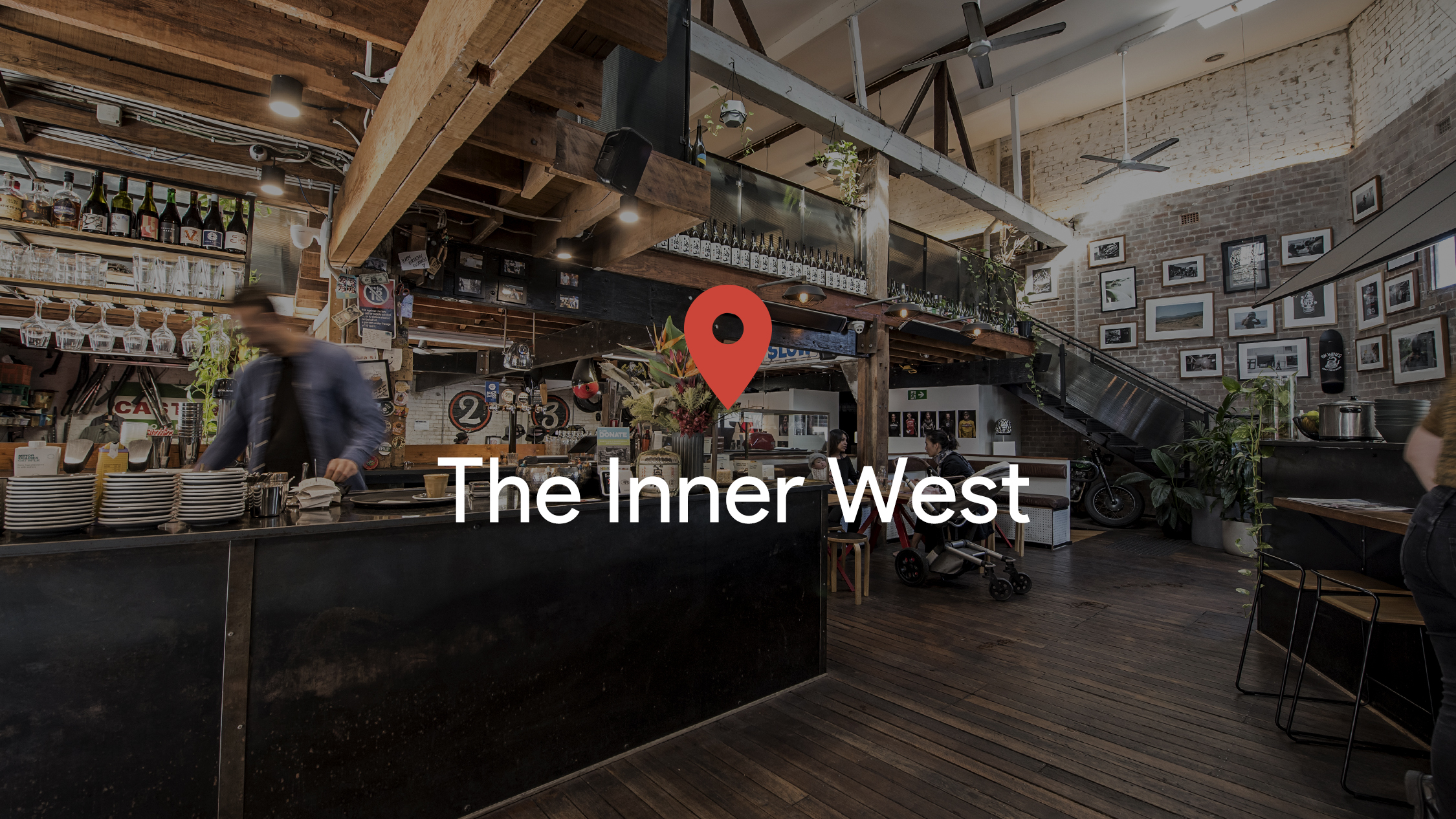 Drop a pin in: The Inner West