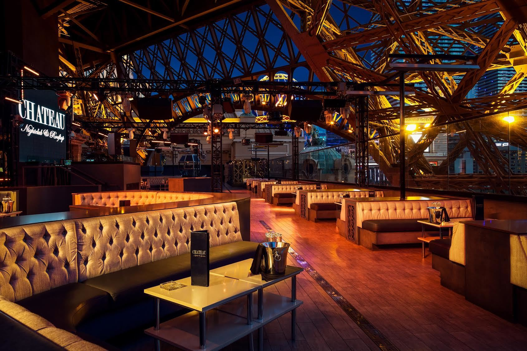 The 13 best rooftop bars in Las Vegas