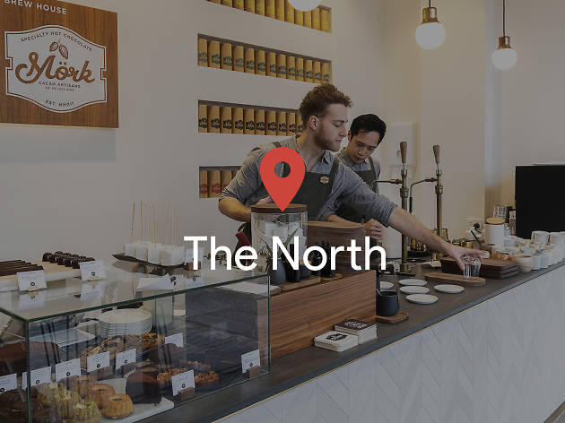 Drop a pin in: The North
