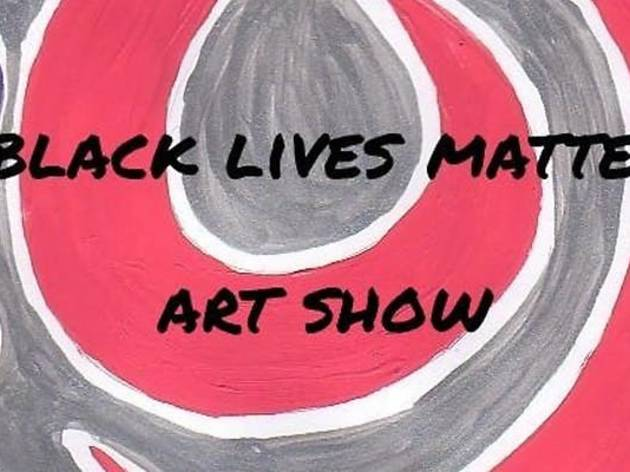 Black Lives Matter Art Show
