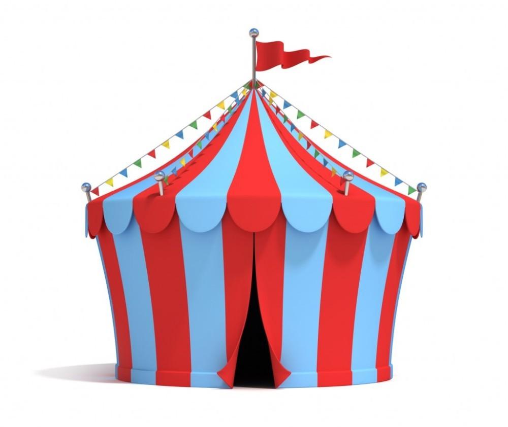 Dia 25 de Julho, o Pavilhão do Conhecimento transforma-se num circo