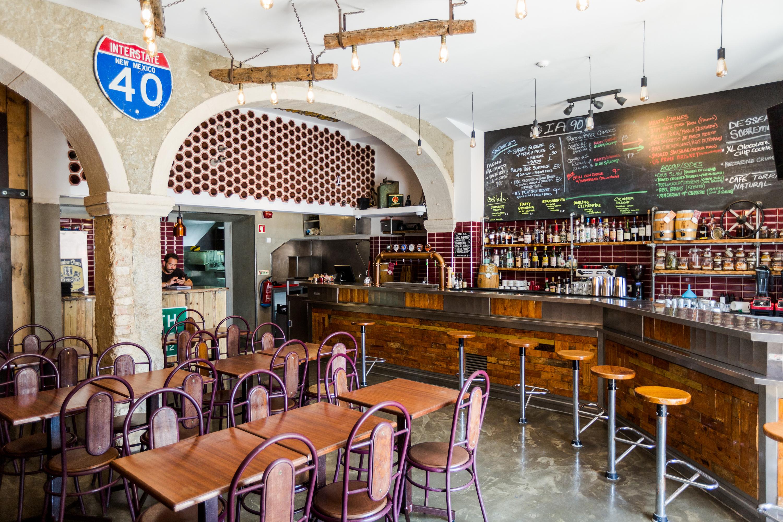 The Garage – Smokehouse & BBQ: o sonho americano também está neste restaurante