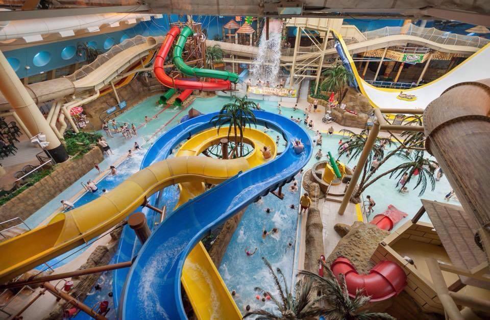 Sandcastle Waterpark, Blackpool