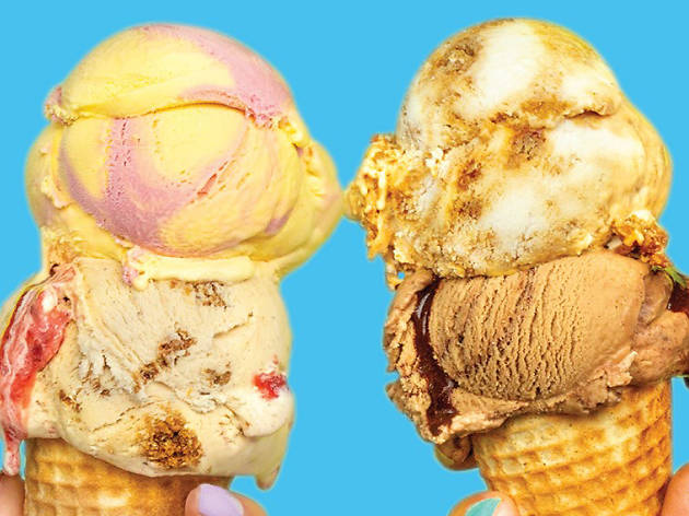 The best ice cream shops in NYC
