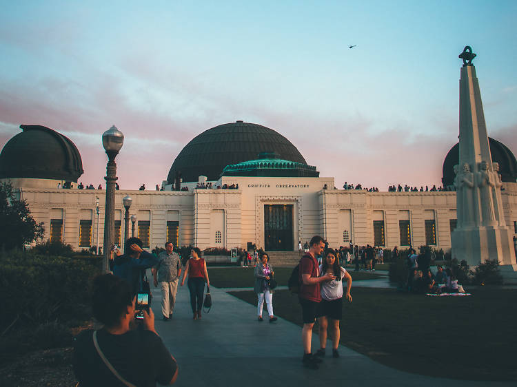 Smarten up at the Griffith Observatory