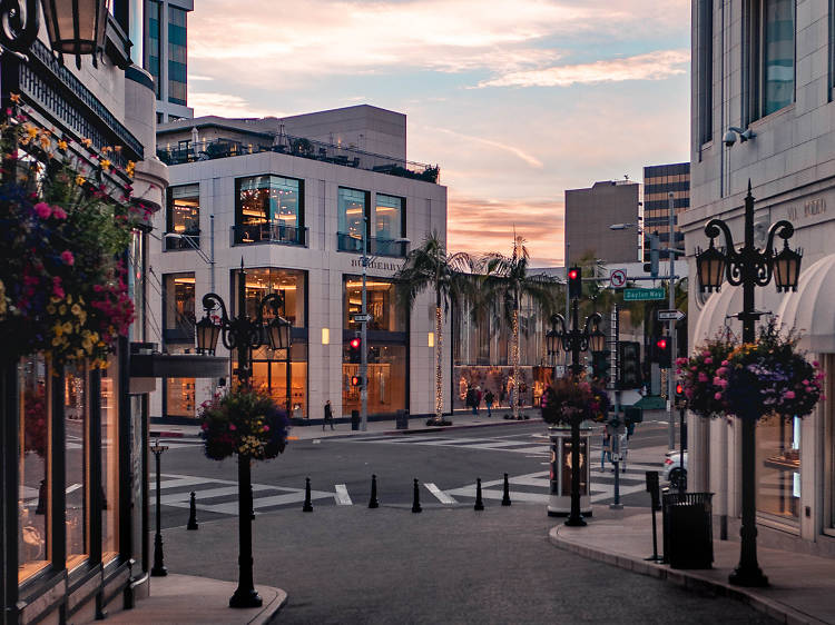 Shop in style on Rodeo Drive