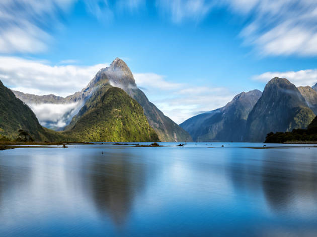 Milford Sound, New Zealand, south island