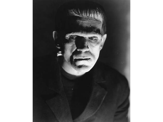 Frankenstein film still