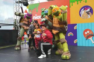 Día del Juego Nickelodeon