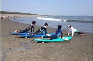 ファンビー湘南サーフィンスクール