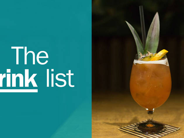 The DRINK list