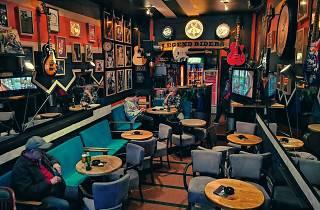 Legend Riders Blues Bar