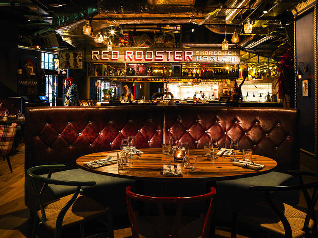 Red Rooster Shoreditch | Restaurants in Shoreditch, London