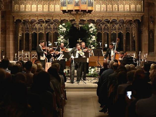 Up to 49% off Bach's 'Brandenburg Concertos' at St Martin-in-the-Fields