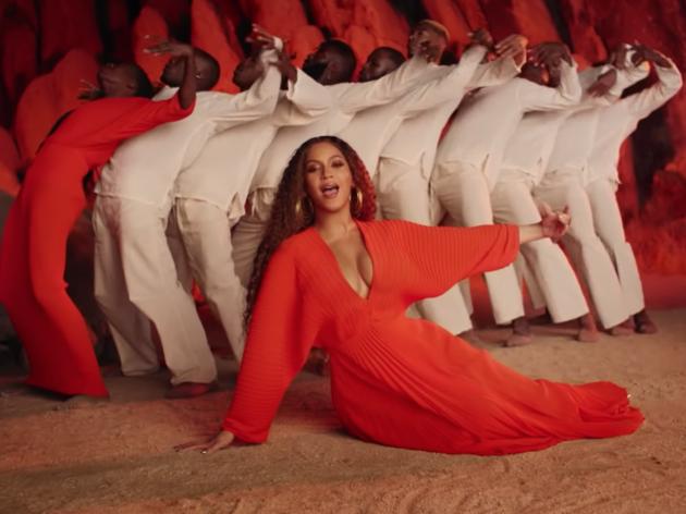'Spirit' de Beyoncé