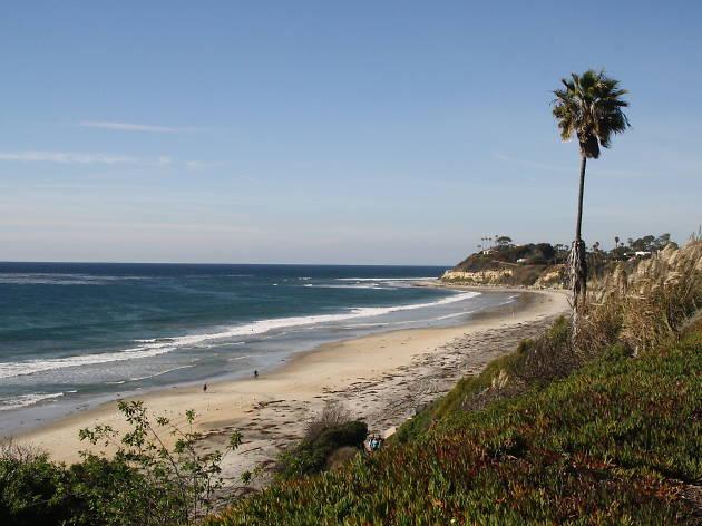 San Elijo State Beach, san diego