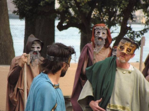 New York Euripides Summer Festival's Alcestis (2010)