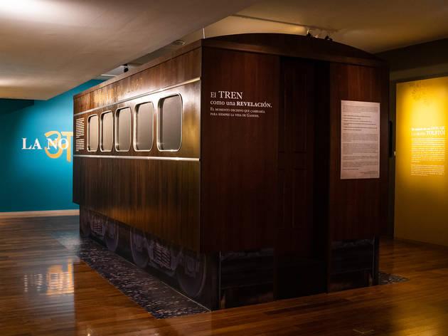 Gandhi el camino de la no violencia en Museo Memoria y Tolerancia