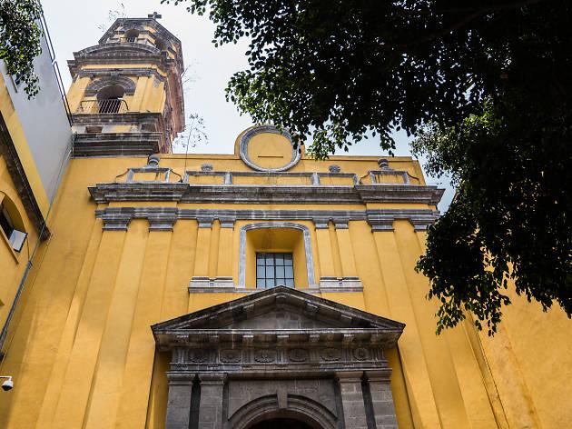 Museo Laboratorio Arte Alameda en el centro de la ciudad de mexico