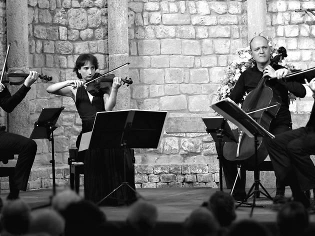 Schubertíada de Vilabertran: Quartet Casals