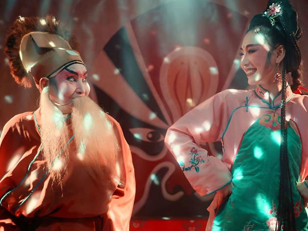 Huo Zhe Chang Zhe, la nueva cinta de Johnny Ma