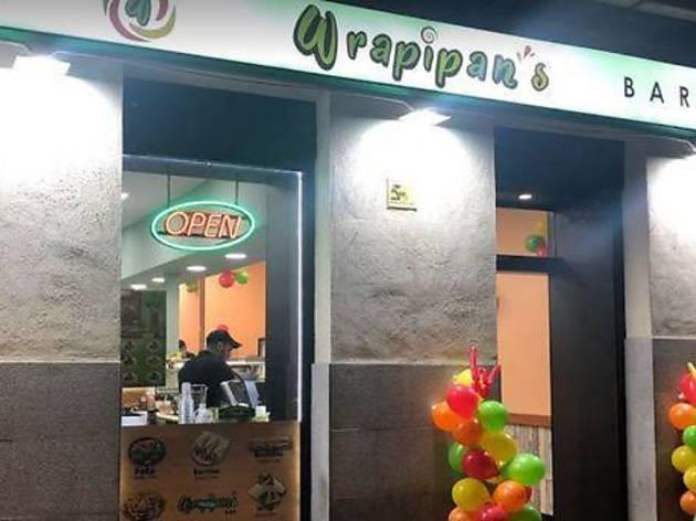Wrapipans Bar