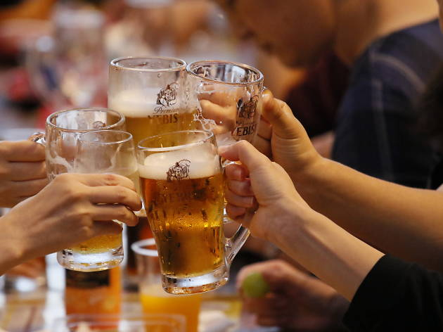 Yebisu Beer Festival