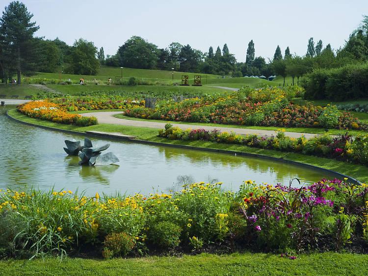 Parc Floral de Vincennes