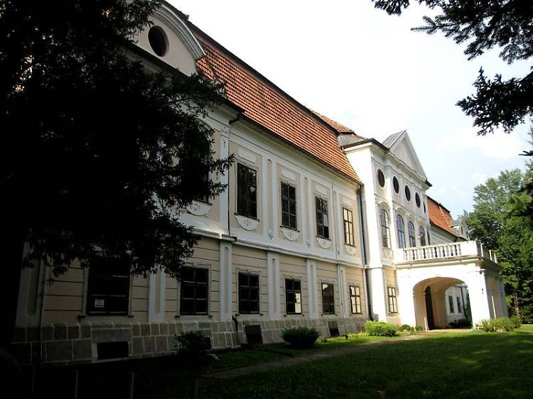 Visit the family seat of one of Croatia's most important noble houses