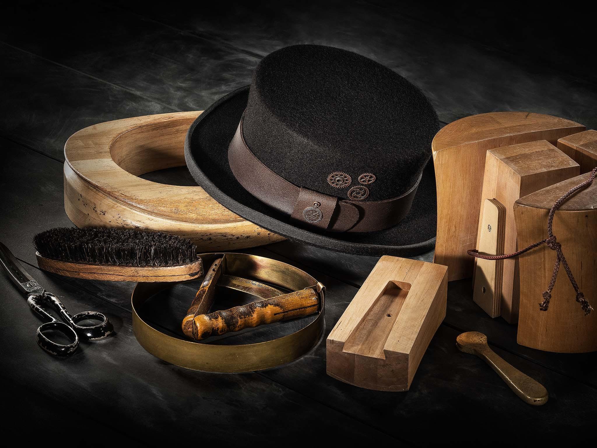 Škrgatić, šeširi, hats, Zagreb