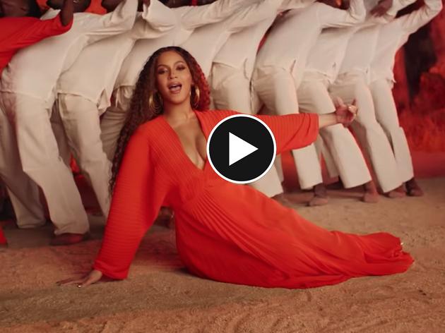 El retorn de Beyoncé sona així de bestial!