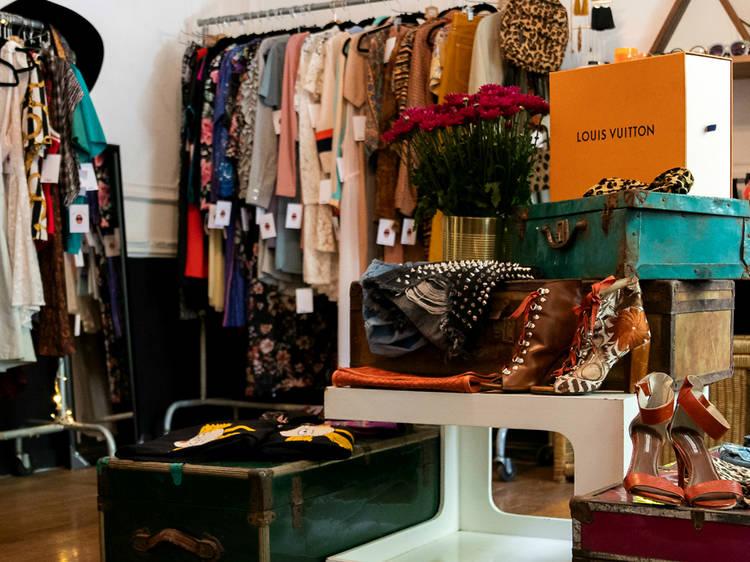 Compra ropa vintage y de segunda mano en Fastlove
